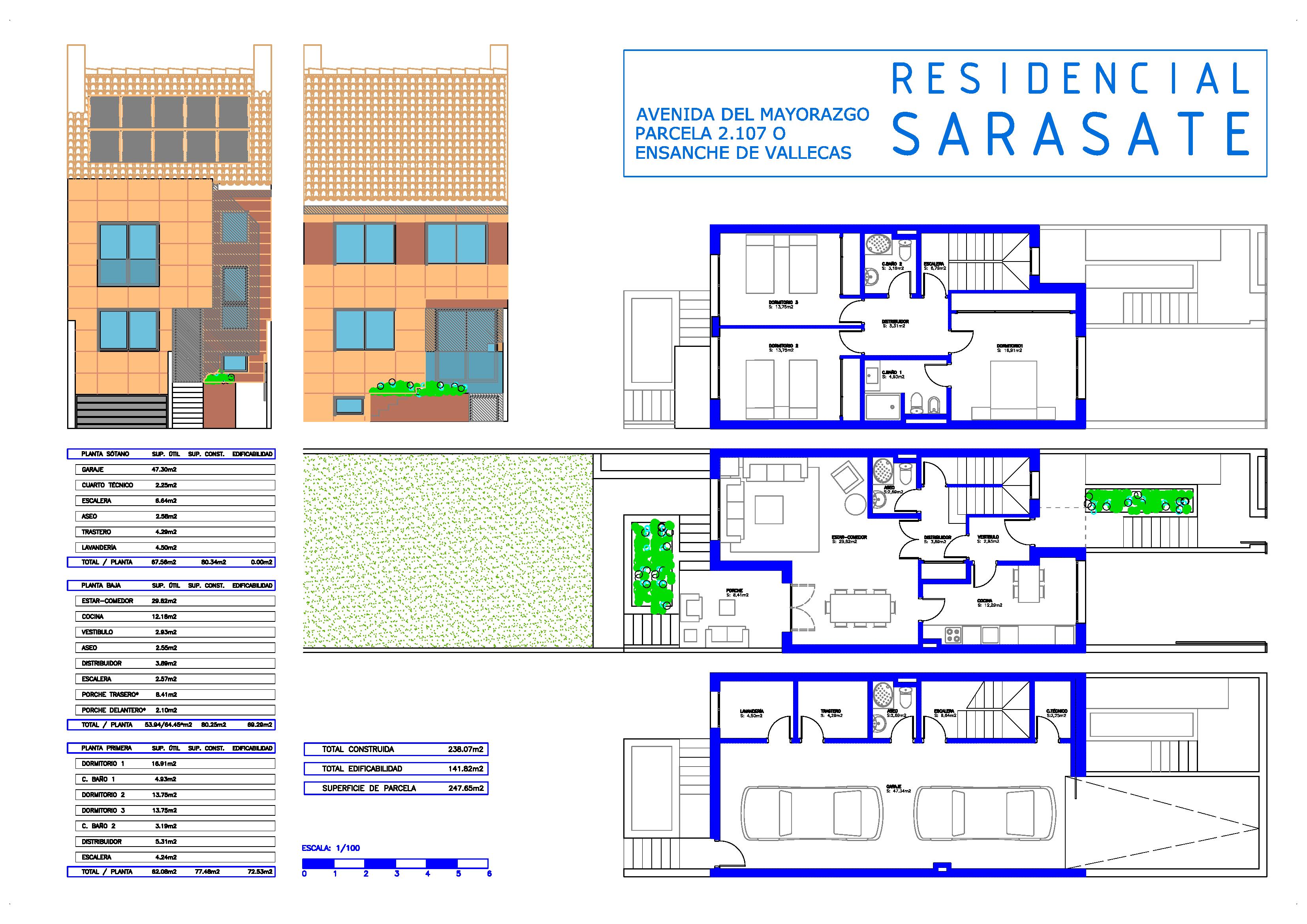 Residencial Sarasate